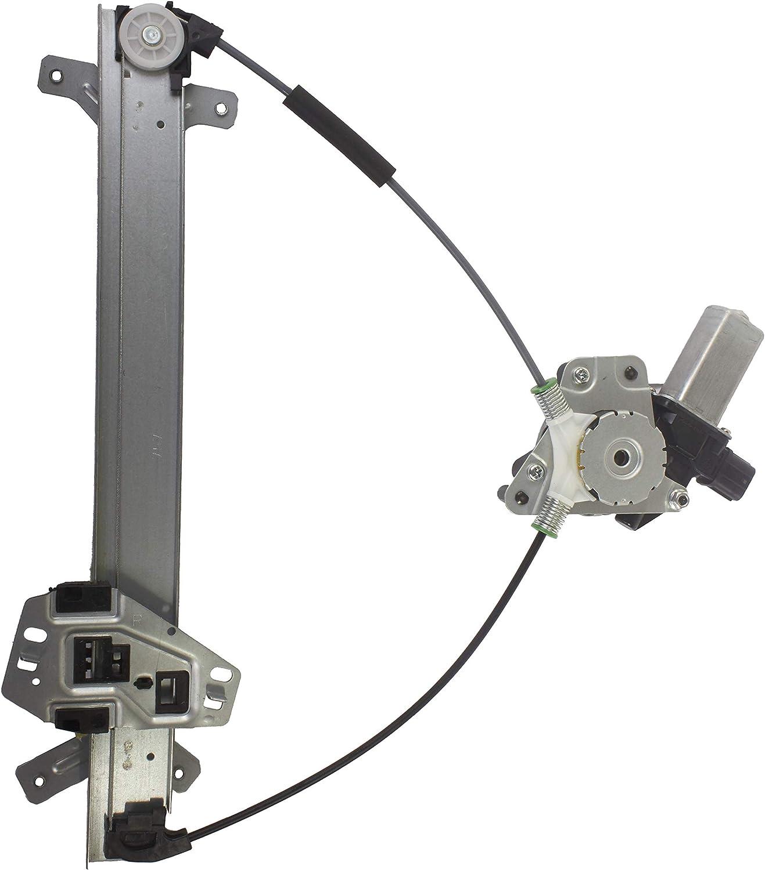 AISIN RPAH-048 Power Window Regulator /& Motor Assembly