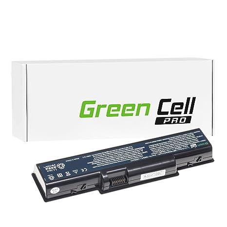 Green Cell® batería para ordenador portátil Packard Bell EasyNote TJ71 RB -201ru negro negro