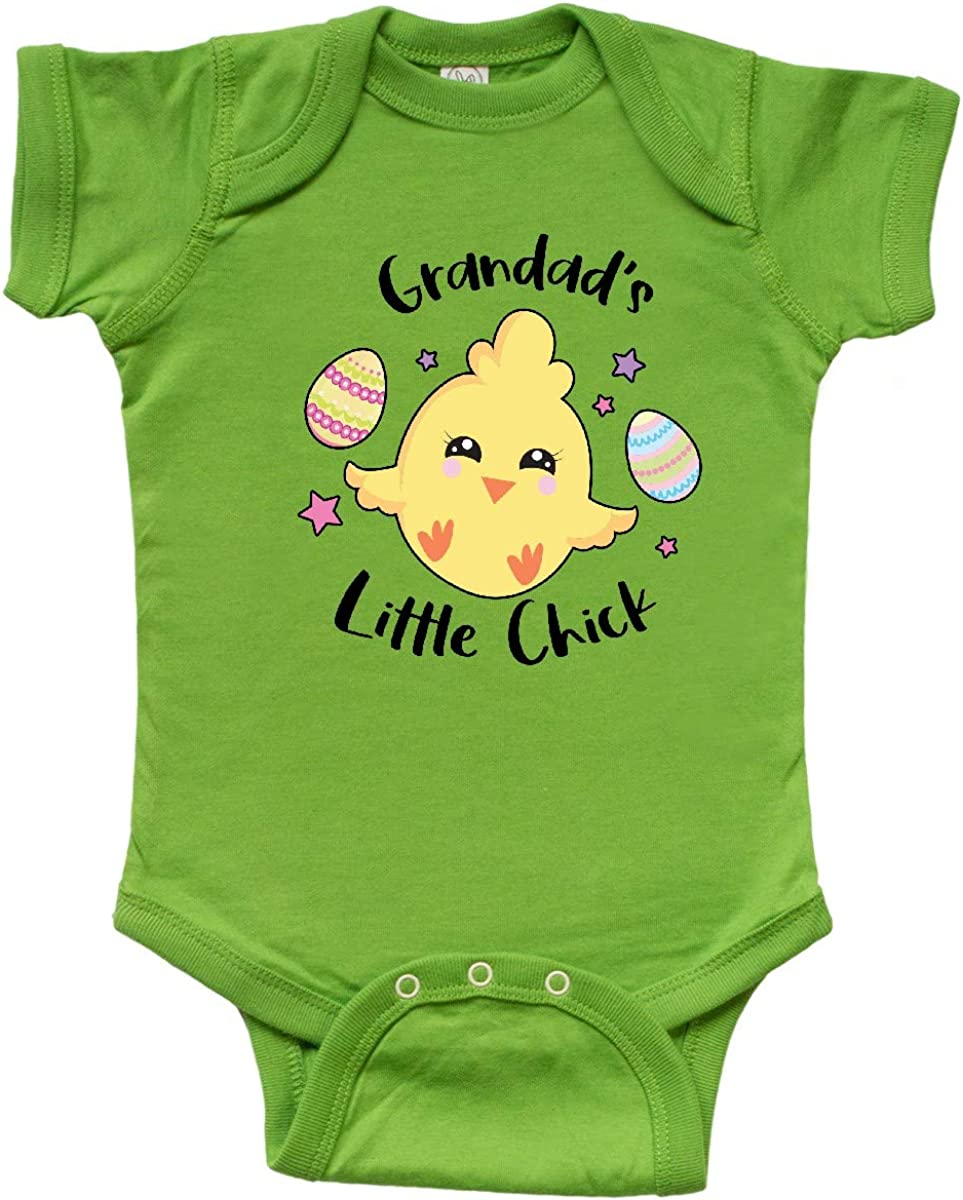 inktastic Happy Easter Grandads Little Chick Toddler T-Shirt