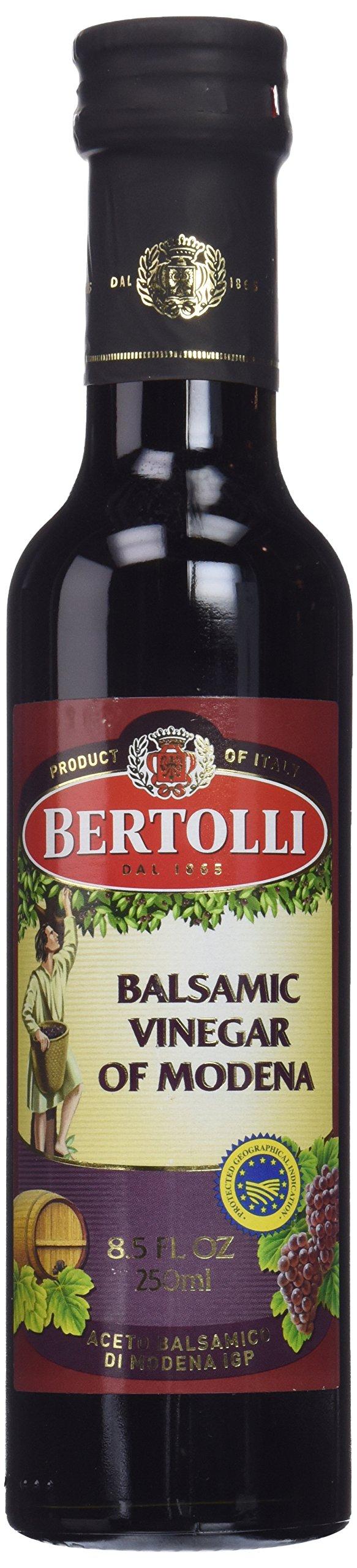Bertolli Balsamic Vinegar of Modena 8.5 Oz (Pack of 2)