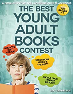 The Best Young Adult Books Contest: A Simulation for the Language Arts Classroom