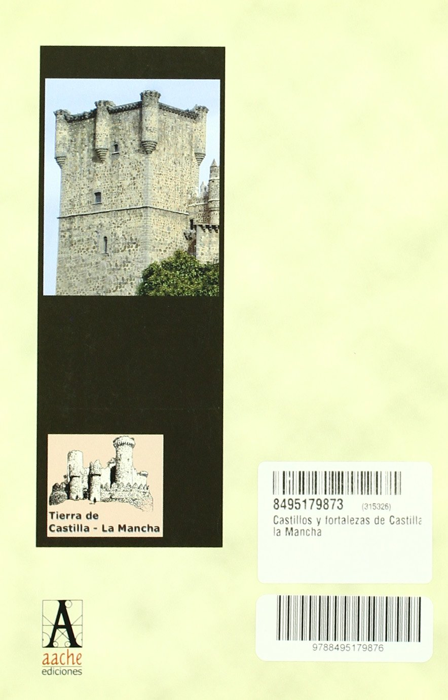 Castillos y fortalezas de Castilla-La Mancha: Amazon.es: Herrera, Antonio: Libros