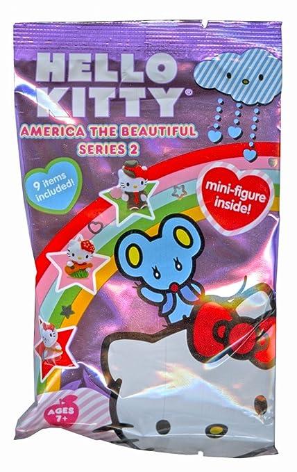 Card Games Hello Kitty America The Beautiful Series 1 Tin W