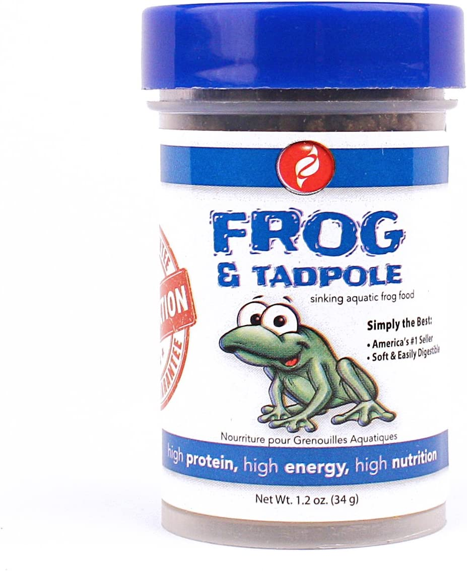 HBH Pisces Pros Frog and Tadpole Bites Aquatic Frog Food