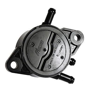 Honda 16700-Z0J-003 Fuel Pump Assembly (Limited Edition): Automotive