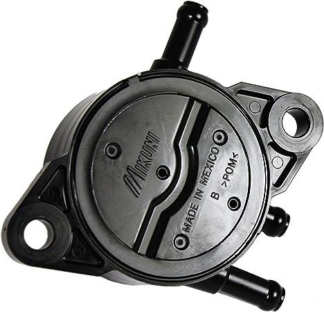 Amazon.com: Honda 16700-Z0J-003 Montaje de bomba de ...