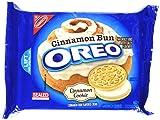 Oreo Golden Sandwich Cookies, Cinnamon Bun, 12.2
