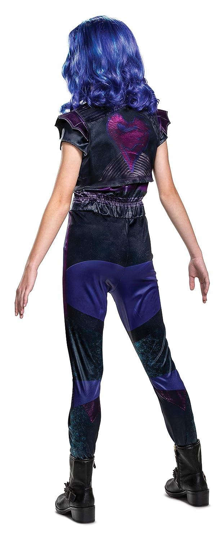 Disney Mal Descendants 3 Classic Girls Costume