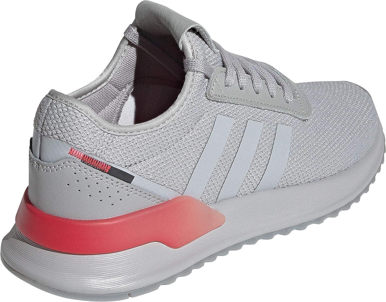 adidas Damen U_Path X W Gymnastikschuhe, Schwarz Grau Grey Two F17 Shock Red Night Met Grey Two F17 Shock Red Night Met