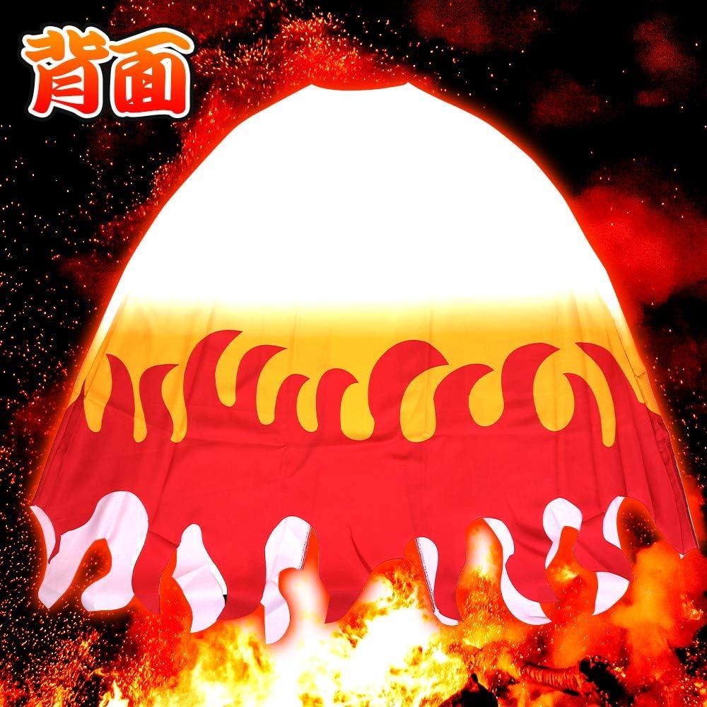 鬼滅の刃 炎柱 煉獄杏寿郎 れんごくきょうじゅろう シリーズ キャラクター コスプレ 羽織