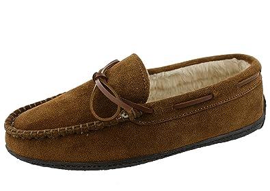 8debfcd5d29 Amazon.com | CLARKS Augusta Men's Slippers | Slippers