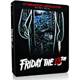 Friday the 13th (40th Anniversary Limited Edition) [Blu-ray]