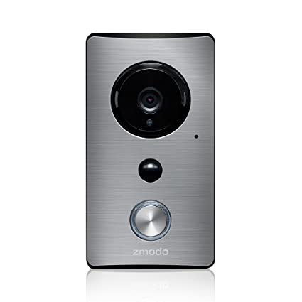 713VHjbqgsL._SX425_ amazon com zmodo smart greet wi fi video doorbell cloud service