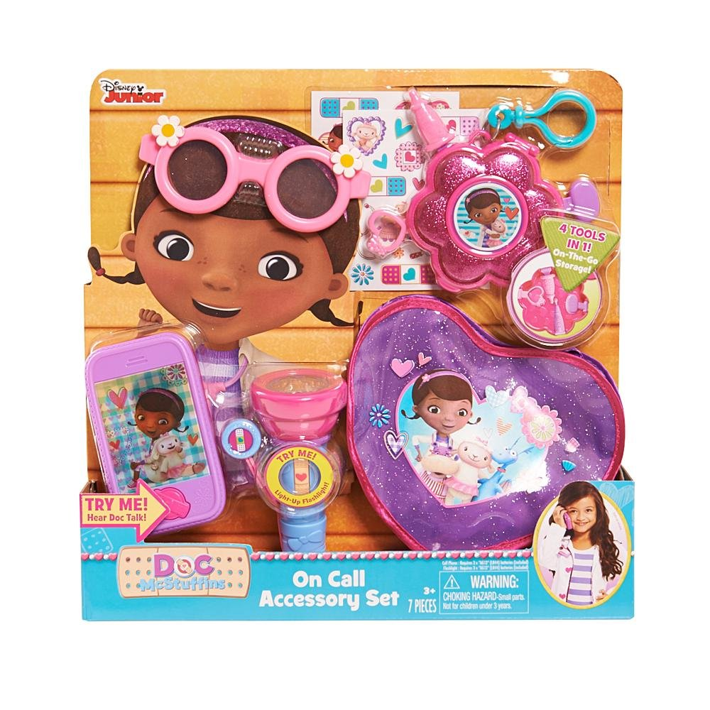 Doc McStuffins On Call Accessory Set by Doc McStuffins On Call Accessory Set