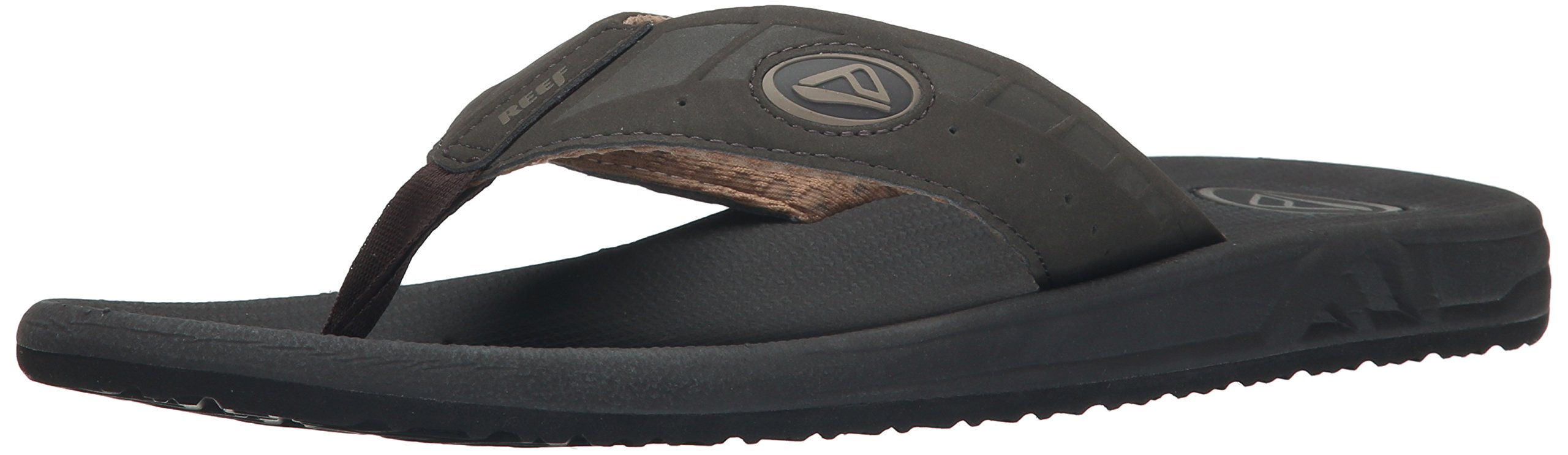 Reef Men's Phantom Sandal, Brown, 11 M US