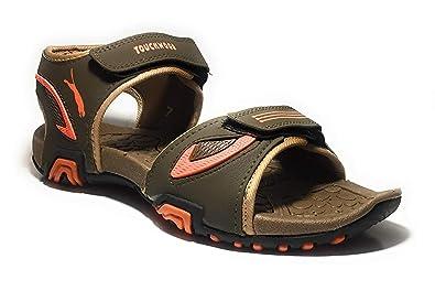 1c08634ffeef Touchwood Go-Walk Men Sandals   Floaters ...  Buy Online at Low ...