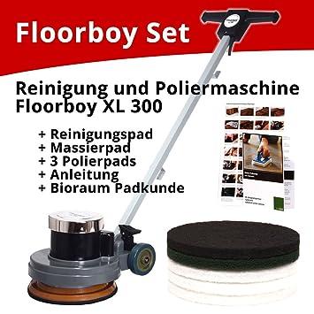 Floorboy Xl 300 floorboy xl 300 reinigungs und poliermaschinen set mit anleitungen