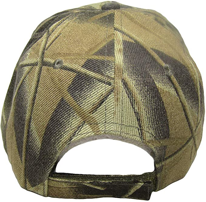 Rack Up The Points Hunting Deer Camouflage Camo Embroidered Cap Hat CAP899