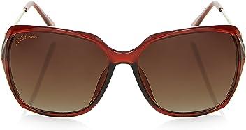 2015274f4f LIPSY Women Geometric Glam Sunglasses