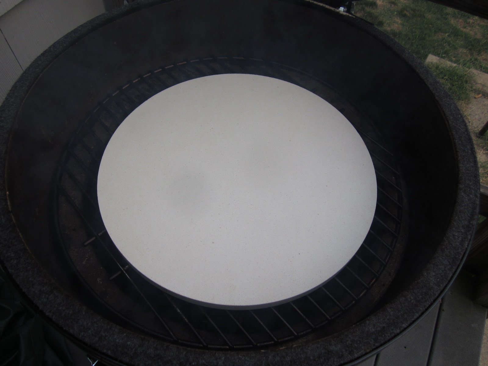 Baking / Pizza Stone THICK 9/16 inch for large Big Green Egg Grill & Other Kamado Grills