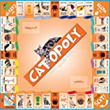 Cat-Opoly Board Game - Whisker Twitchin Property Trading Adventure - Ages 8+