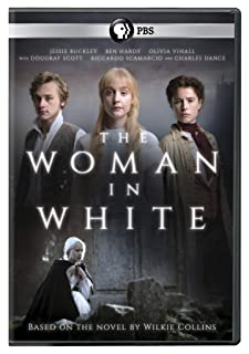 Book Cover: The Woman in White