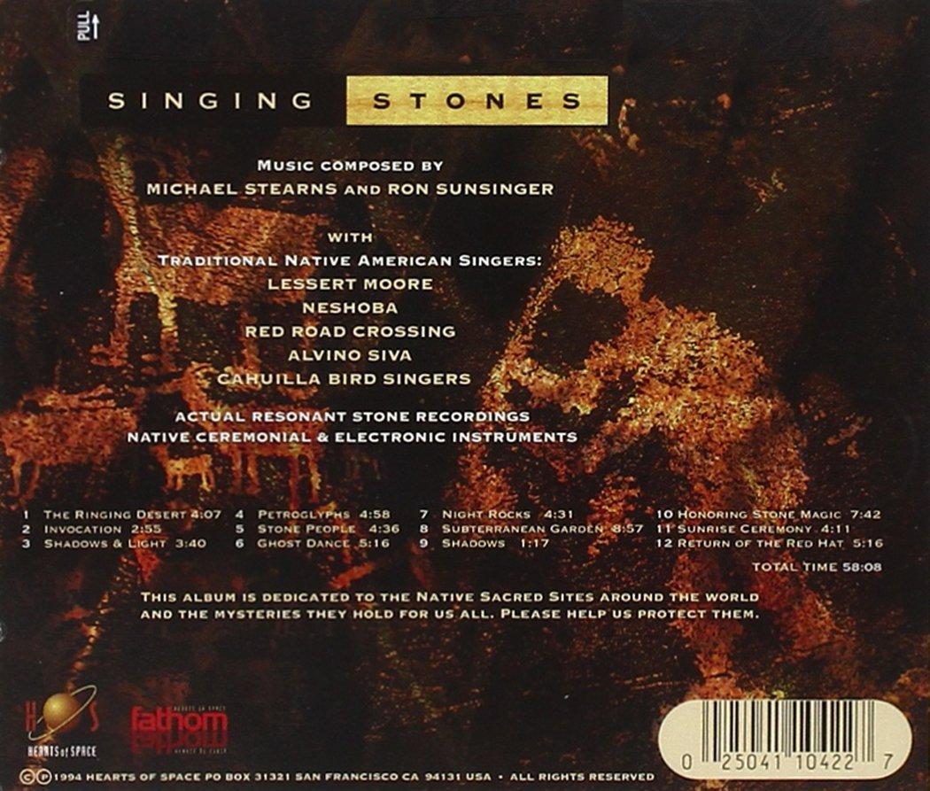 Michael Stearns - Singing Stones - Amazon.com Music