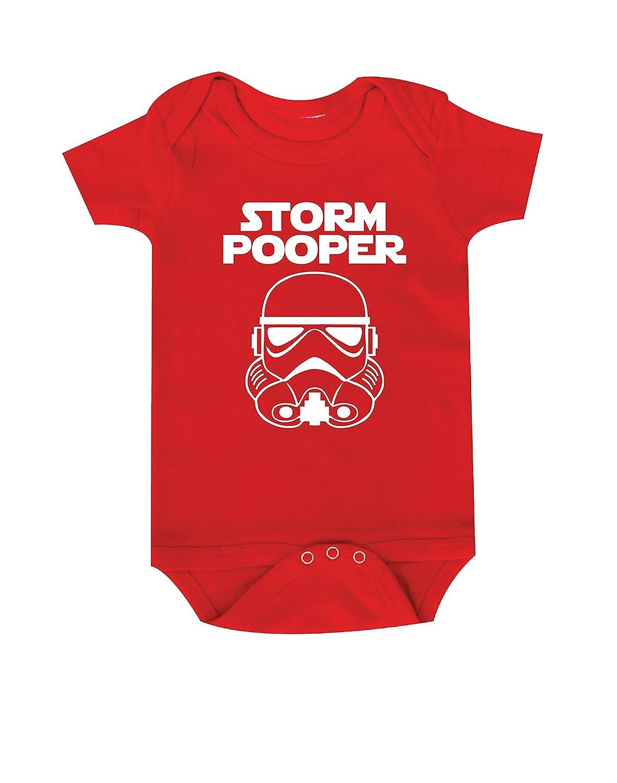 Star Wars Storm Pooper Baby Bodysuit #82