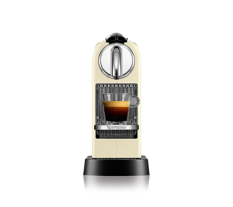 Nespresso citiz autom tica delonghi en166 cw en166cw nueva for Nespresso firma