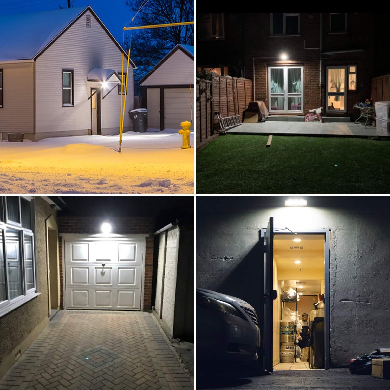 Auenbeleuchtung Beleuchtung LED Strahler mit Bewegungsmelder ...