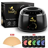 Wax Warmer Shave/Hair Removal Kit- with Wax