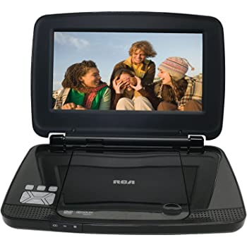 amazon com rca portable dvd player with 9 inch screen drc6309 rh amazon com RCA Portable DVD Player Cord Old RCA Portable DVD Player