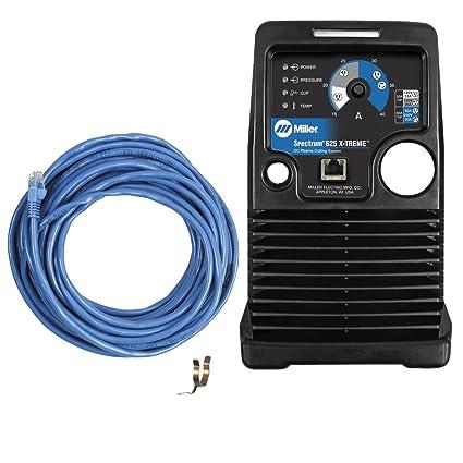 Miller Spectrum 625 >> Miller 301158 Kit Automation Front Panel W Cables Spectrum 625
