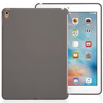 Para iPad Pro 9.7 pulgadas Rojo Parte trasera caso compañero perfecto para Smart teclado.: Amazon.es: Informática