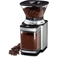 Cuisinart DBM-8AMZ Supreme Grind Automatic Burr Mill, Stainless Steel