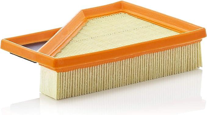 Original Mann Filter Luftfilter C 2245 Für Pkw Auto