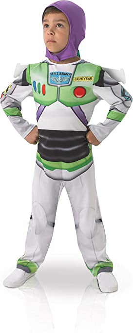 Rubies Buzz Lightyear Toy Story Classic Costume - Childs Fancy ...