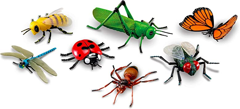 Learning Resources- Insectos Jumbo, Color (LER0789): Amazon.es: Juguetes y juegos
