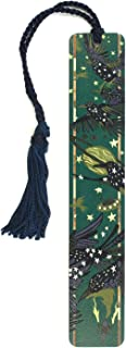 product image for Personalized Starling Guide - Art by Jenny Pope, Color Wooden Bookmark with Tassel - Search B01ETQOCRM for Non-Personalized Version