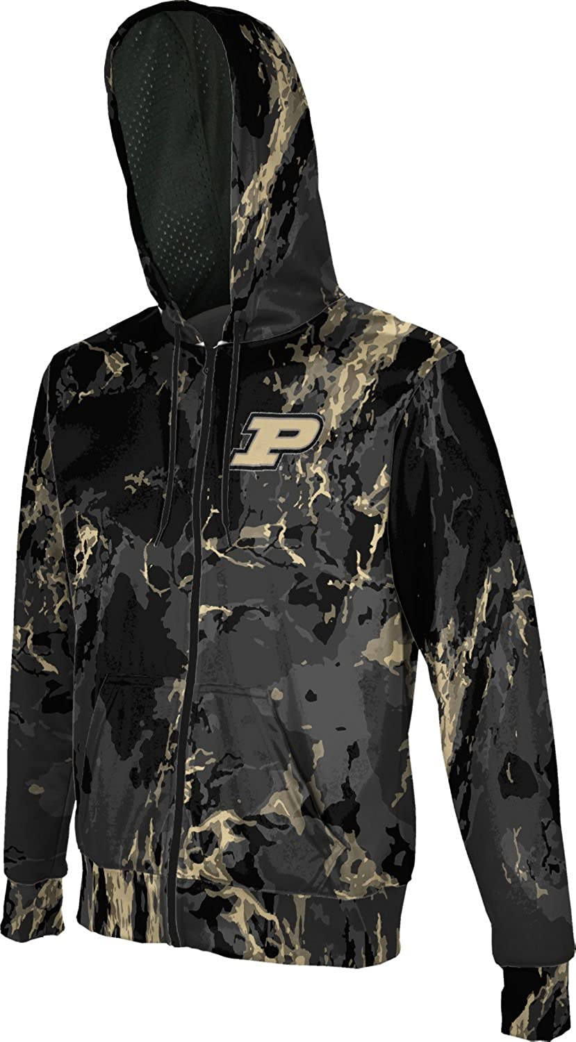 Marble ProSphere Purdue University Boys Full Zip Hoodie
