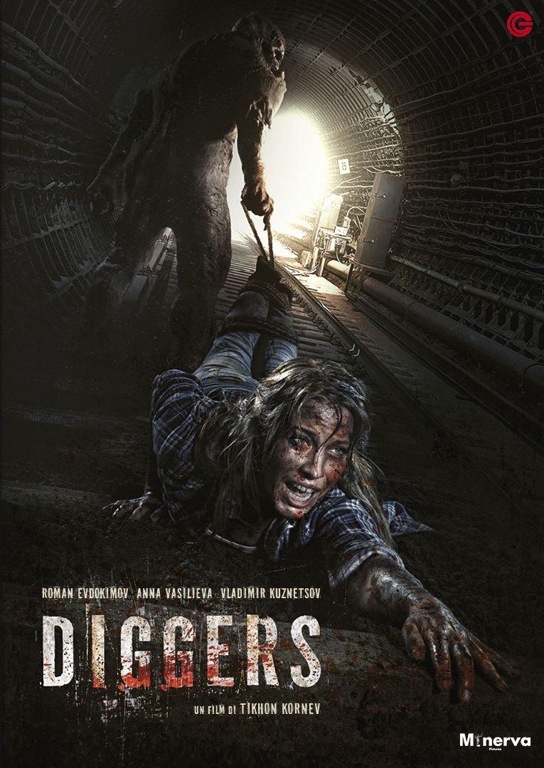 Diggers (2016) DVD 9