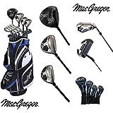 MacGregor DCT Ensemble de golf (Acier/graphite)