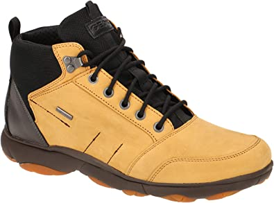 Ordinario Forzado influenza  Geox U Nebula 4X4ABX A - Botas para hombre: Amazon.es: Zapatos y  complementos