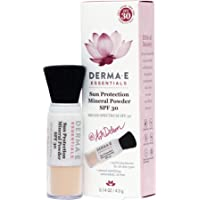 DERMA-E SPF30 Sun Protection Mineral Powder, 0.14 ounce (1485)