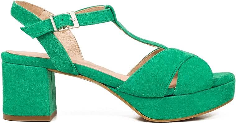 MiMaO - Zapatos Sandalias de Piel Fabricadas en España. Cómodo ...