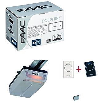 Dolphin D600 Garage Door Remote Control Faac Motorisation Kit Faac