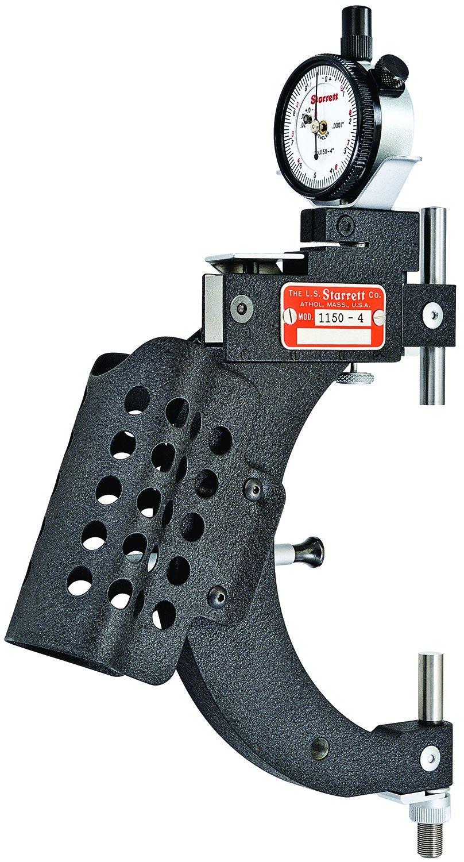 Starrett Dial Indicator >> Starrett 1150z 4 Inch Reading Dial Indicator 81 111 1150 Snap Gauge