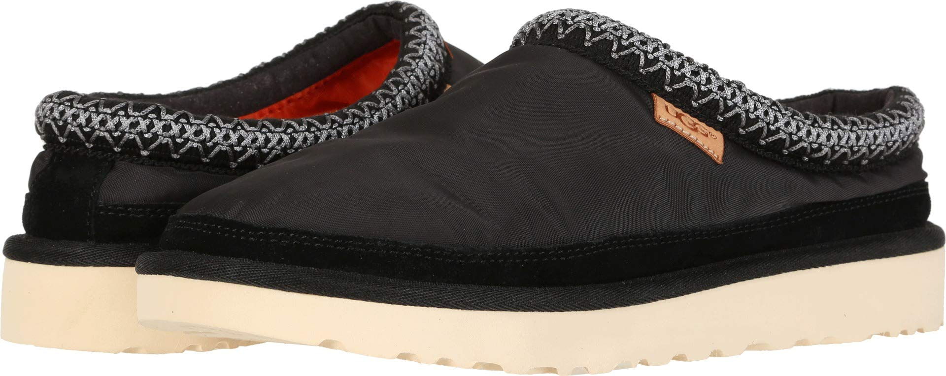 UGG Men's Tasman MLT Slipper, Black, 11 Medium US