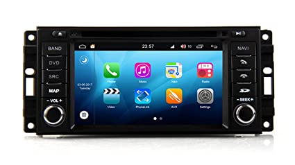 Amazon com: RoverOne Android System Car DVD GPS Navigation