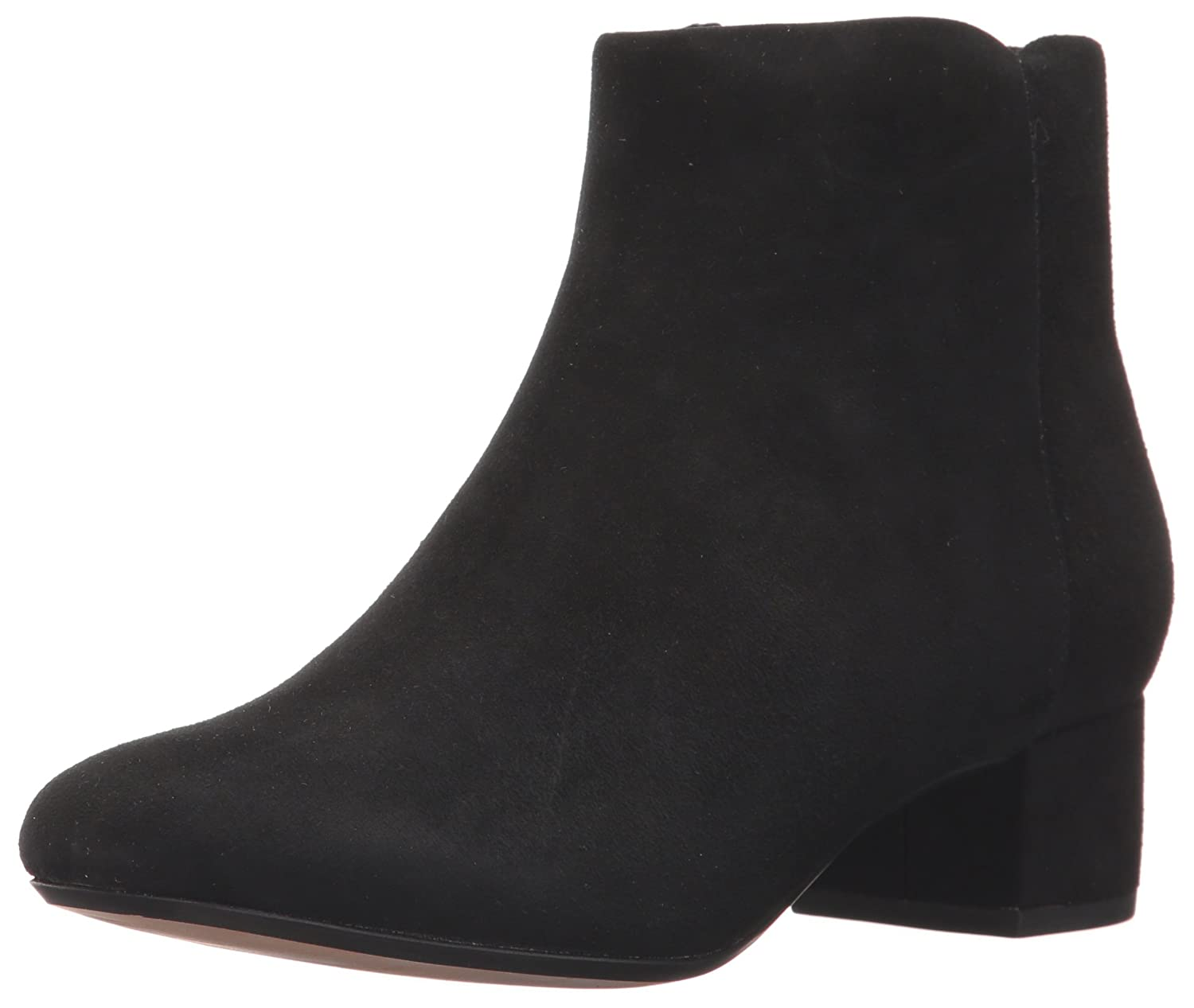 Clarks Womens Chartli Lilac Ankle Bootie